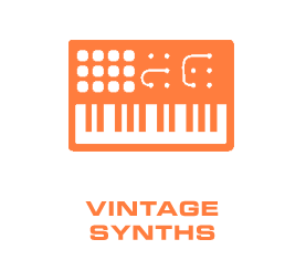 Take me to the synths...